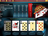 jeux de video poker casino grand luxe